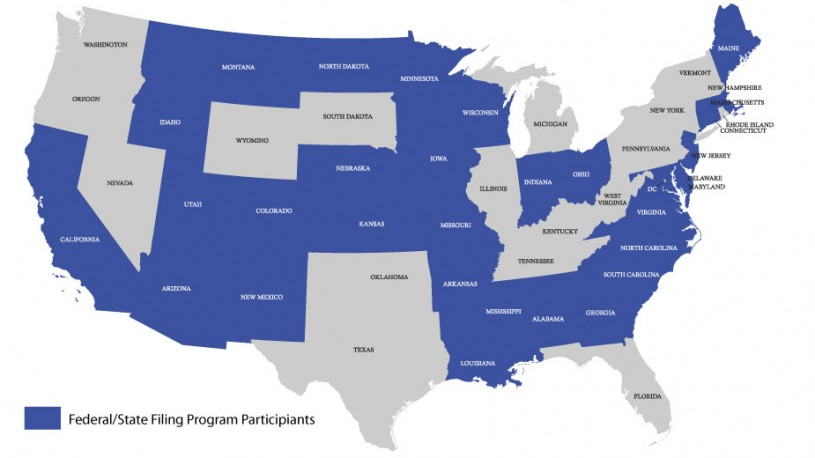 Combined Federal and State Filing (CF/SF) Program | Wage-Filing